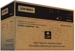 Dymo High Capacity adress label