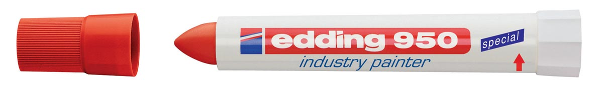 Edding Industry Painter e-950 rood