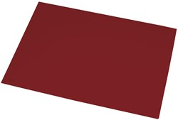 Rillstab onderlegger ft 40 x 53 cm, bordeaux