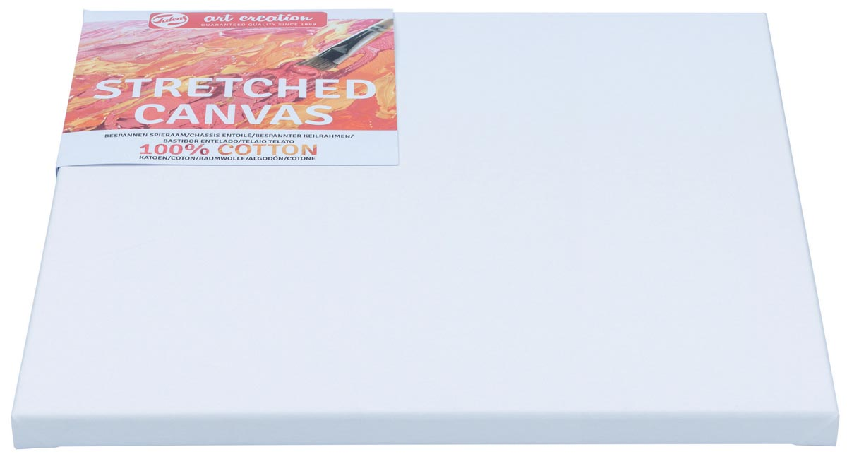 Talens Art Creation bespannen spieraam katoen ft 20 x 20 cm