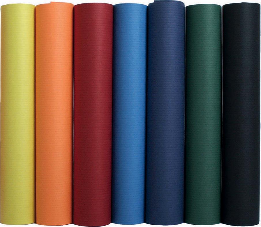 Rekbaar kaftpapier action kopen online internetwinkel for Gekleurd papier action