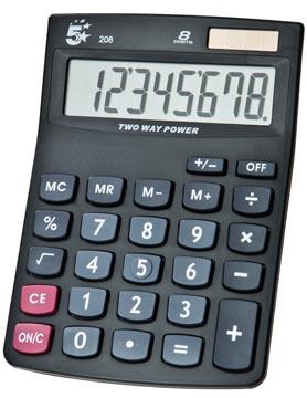 5 Star bureaurekenmachine KC-DX120