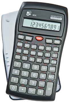 5 Star wetenschappelijke rekenmachine 90X