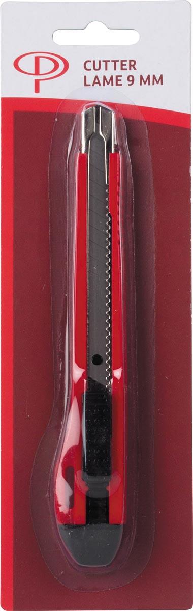 Pergamy zelfsluitende kunststof snijder voor 9 mm mes