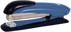 5 Star nietmachine half strip, 25 blad, blauw