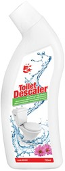 5 Star toiletreiniger, bloemengeur, flacon van 750 ml