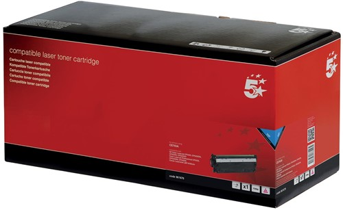 5 Star toner magenta, 7300 pagina's voor HP 307A - OEM: CE743A