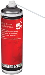 5 Star HFC-vrije persluchtreiniger, spuitbus van 420 ml