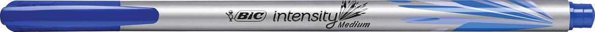 Bic fineliner Intensity, medium, blauw
