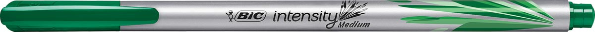 Bic fineliner Intensity, medium, groen