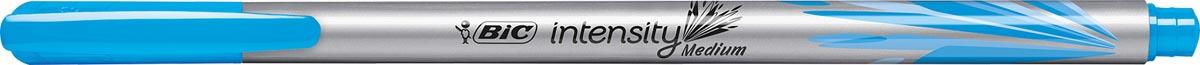 Bic fineliner Intensity, medium, turkoois