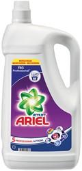Ariel vloeibaar wasmiddel Actilift, voor gekleurde was, 85 wasbeurten, flacon van 5,525 liter