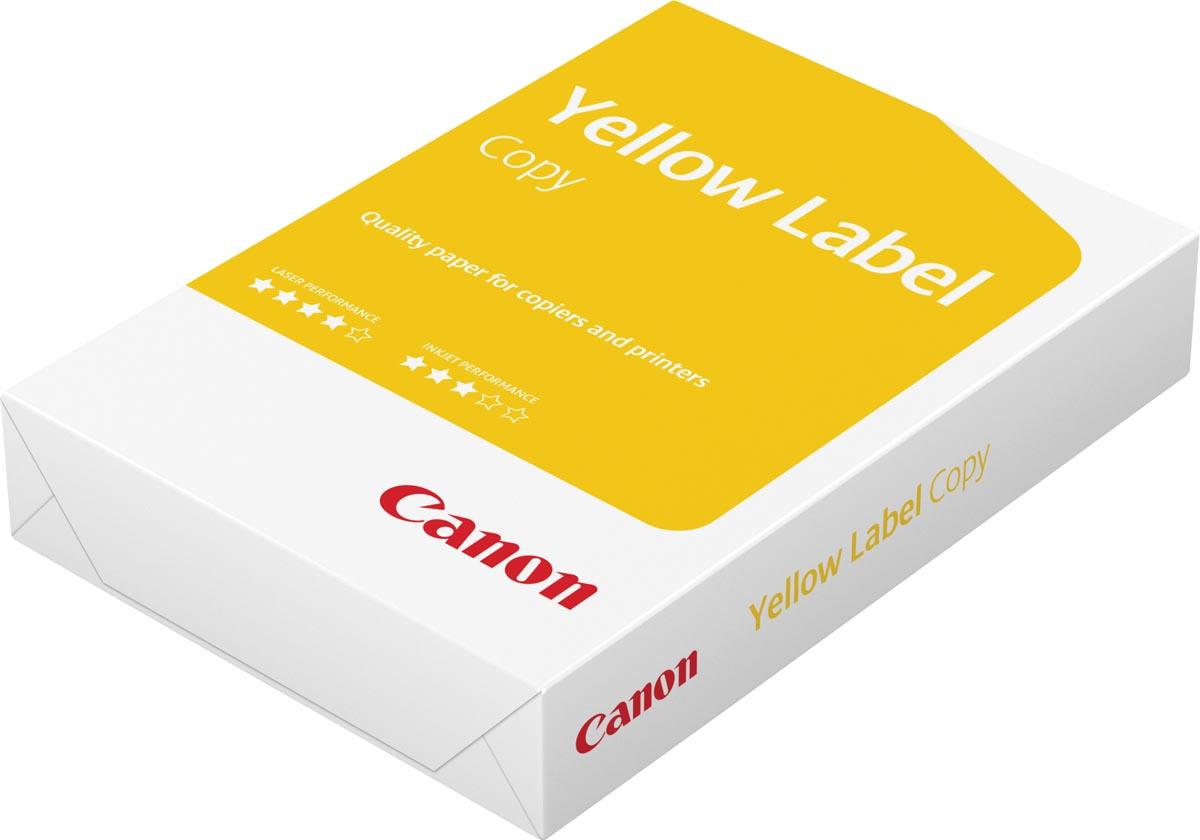 Canon Kopieerpapier YellowLabelCopy PALLET (200 riemen-Pallet)