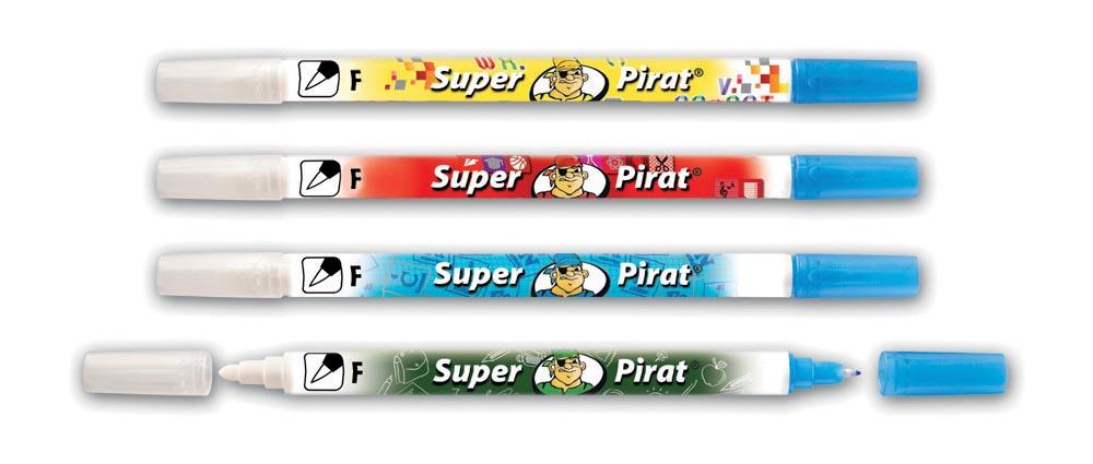 Pelikan inktuitwisser Super Pirat, fijne punt