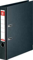 5 Star ordner, ft A4, rug van 50mm, volledig uit PP, zwart