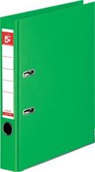 5 Star ordner, ft A4, rug van 50mm, volledig uit PP, lime groen