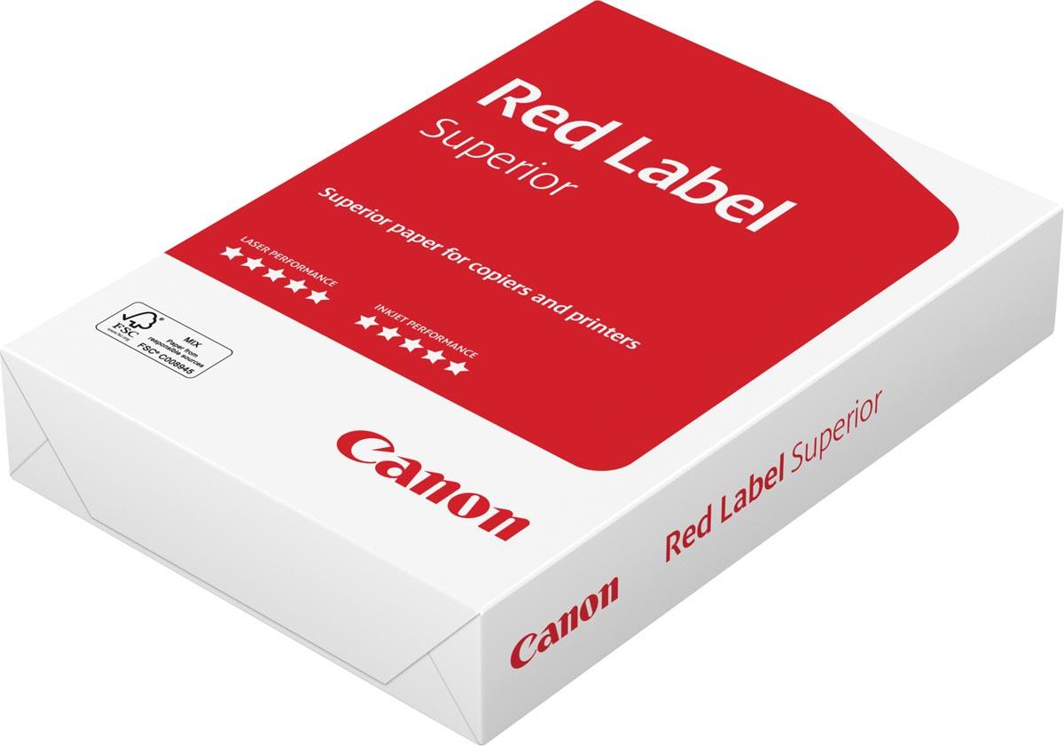Canon Red Label Superior printpapier ft A4, 80 g, pak van 500 vel