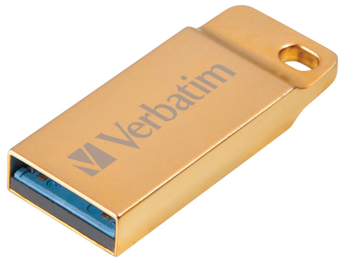 Verbatim Metal Executive USB 3.0 stick, 16 GB
