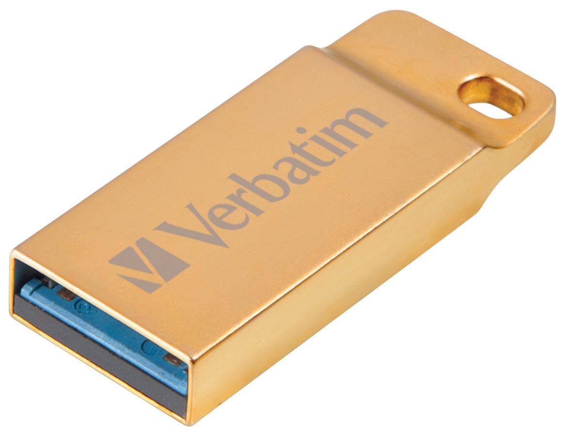 Verbatim Metal Executive USB 3.0 stick, 32 GB