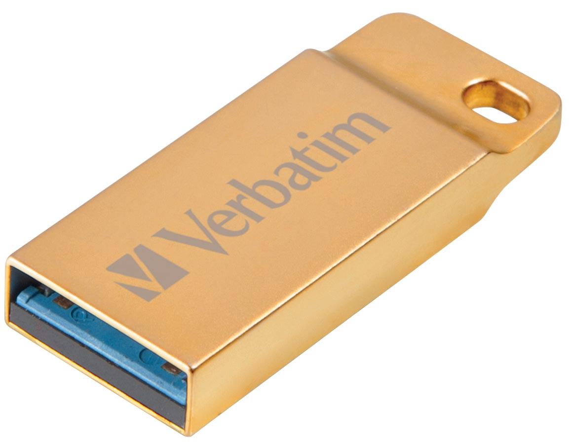 Verbatim Metal Executive USB 3.0 stick, 64 GB