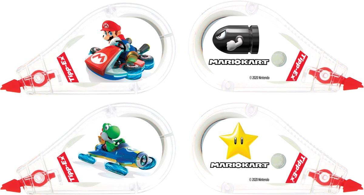 Tipp-Ex Mini Pocket Mouse Mario, display met 40 stuks
