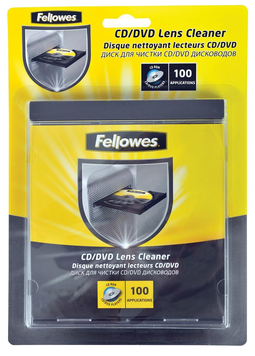 Fellowes CD/DVD-lensreiniger