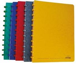 Atoma patroonschrift ft A4, 100 bladzijden, gelijnd