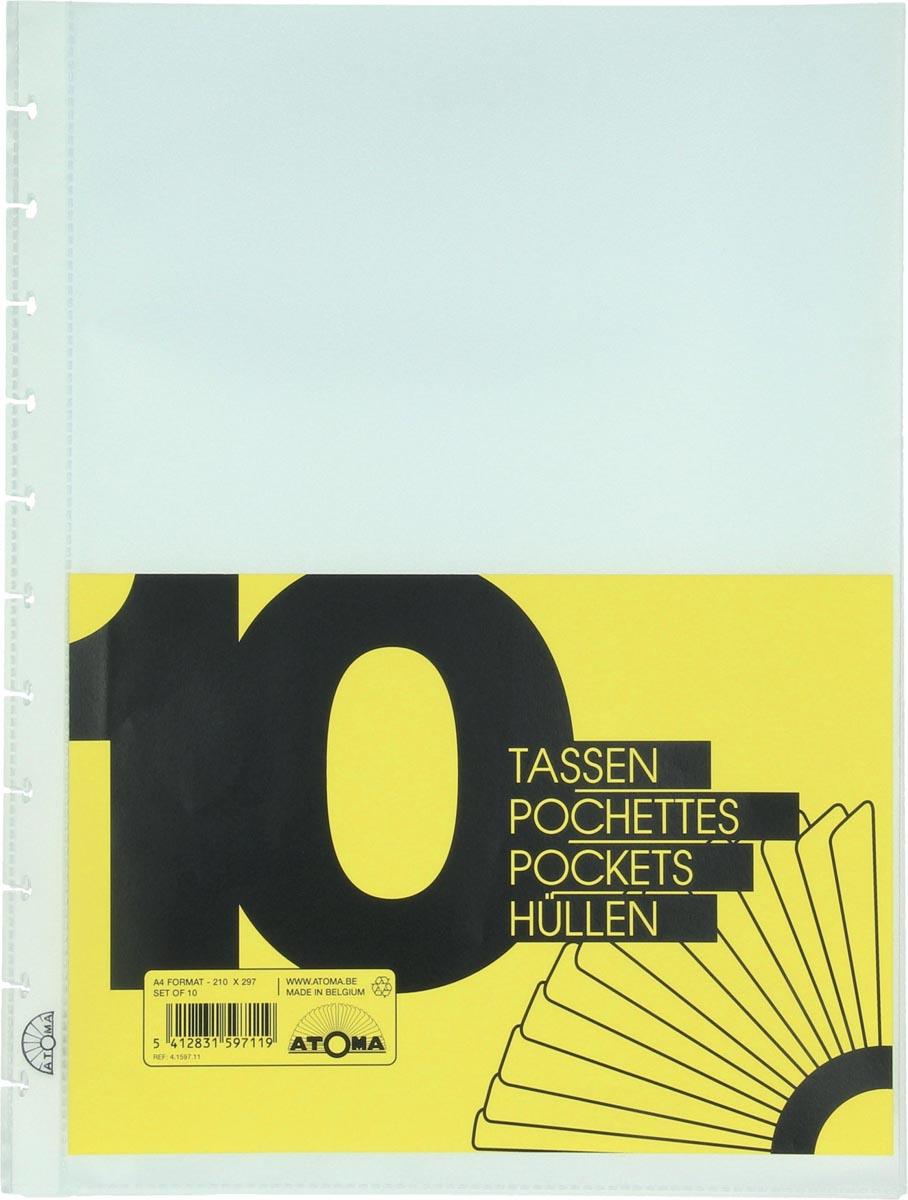 Oxford Office Essentials European Book, 240 bladzijden, ft A4+, gelijnd, geassorteerde kleuren