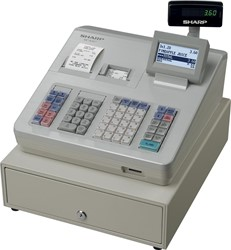 Sharp thermische kasregister XE-A307