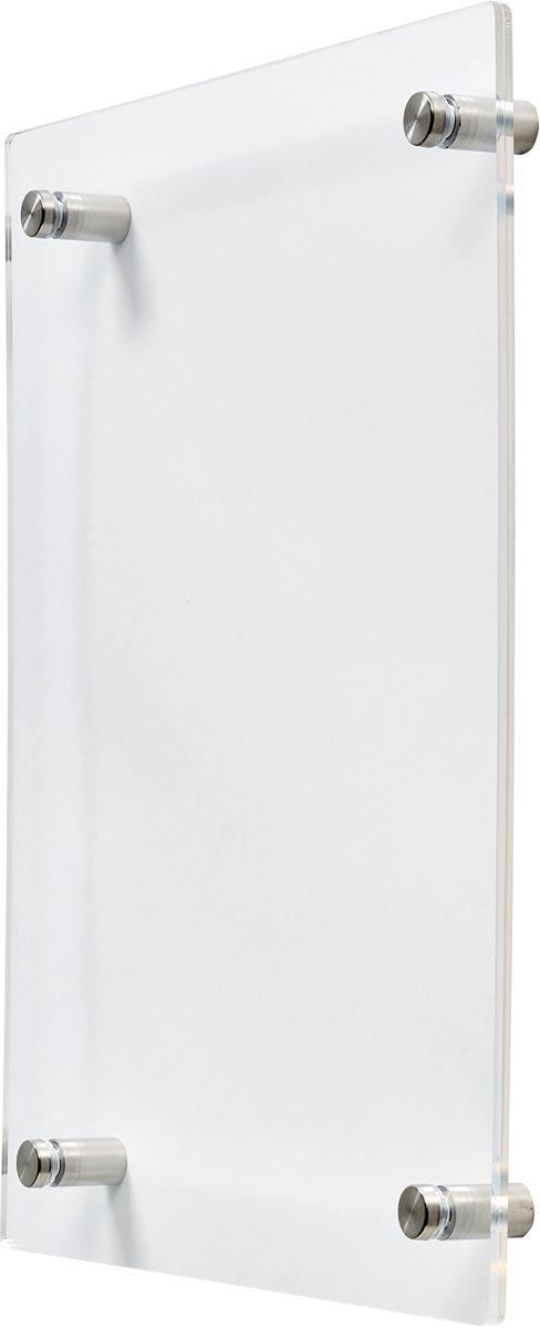 Deflecto acryl informatiebord, ft A4