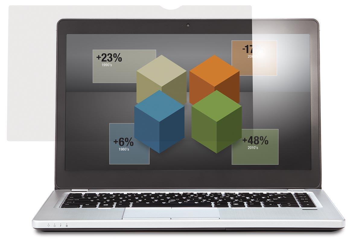 3M anti-glare filter voor laptops van 15,6 inch, 16:9
