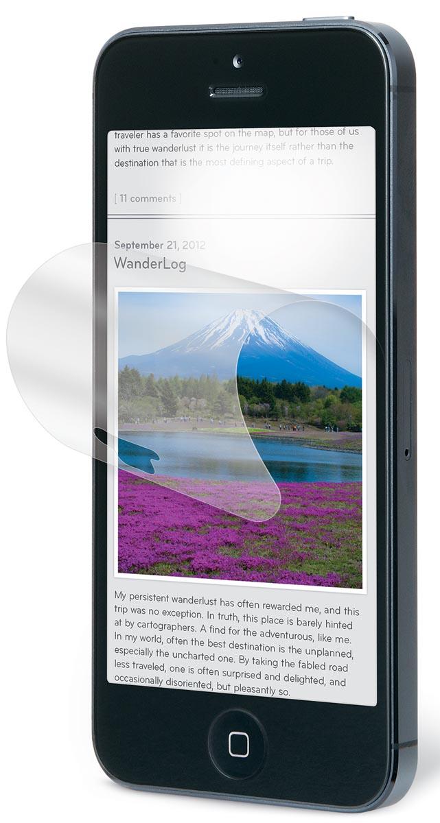 3M anti-glare filter voor Apple iPhone 5, 5s en 5c