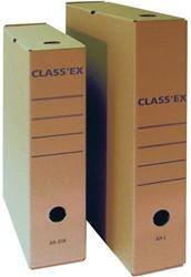 Class'ex archiefdoos, voor kettingformulieren, binnenformaat: 38,5 x 28,5 cm