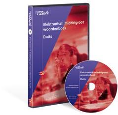 Van Dale elektronisch middelgroot woordenboek Duits