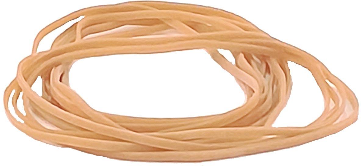 Standard elastieken 2,5 x 100 mm, doos van 500 g