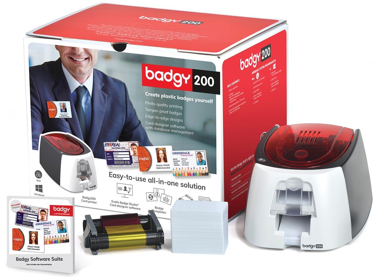 Badgy badgeprinter badgy200