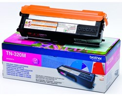 Brother Toner magenta - 1500 pagina's - TN320M