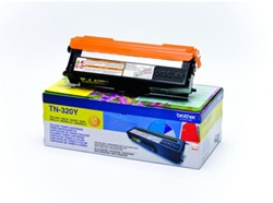 Brother Toner geel - 1500 pagina's - TN320Y