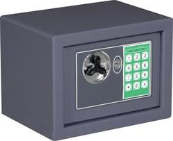 Toolland elektronische kluis, ft 17 x 23 x 17 cm, 4 liter
