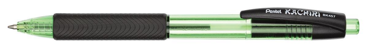 Pentel Kachiri balpen van 0,7 mm groen