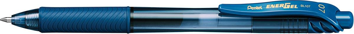 Pentel Roller Energel-X BL107marineblauw