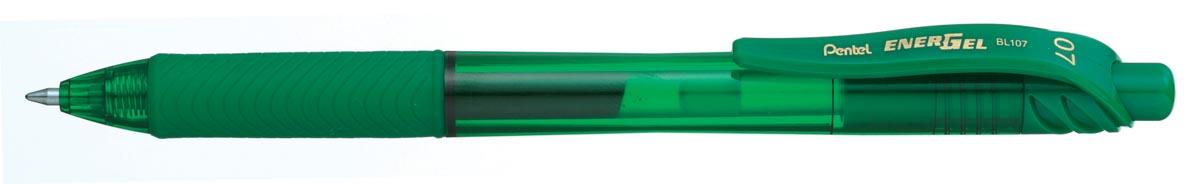 Pentel Roller Energel-X BL107 groen
