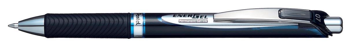 Pentel gelroller Energel BLP77 blauw