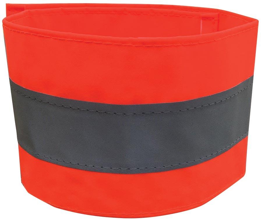 Viso reflecterende armband, oranje