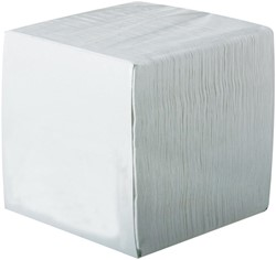 Tork servetten, ft 33 x 33 cm, 1-laags, pak van 100 stuks
