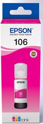 Epson Ink Fles C13T00R340 Mage