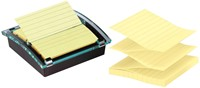 Post-it Z Notes millenium dispenser, zwart, ft 11,9 x 43,2 mm