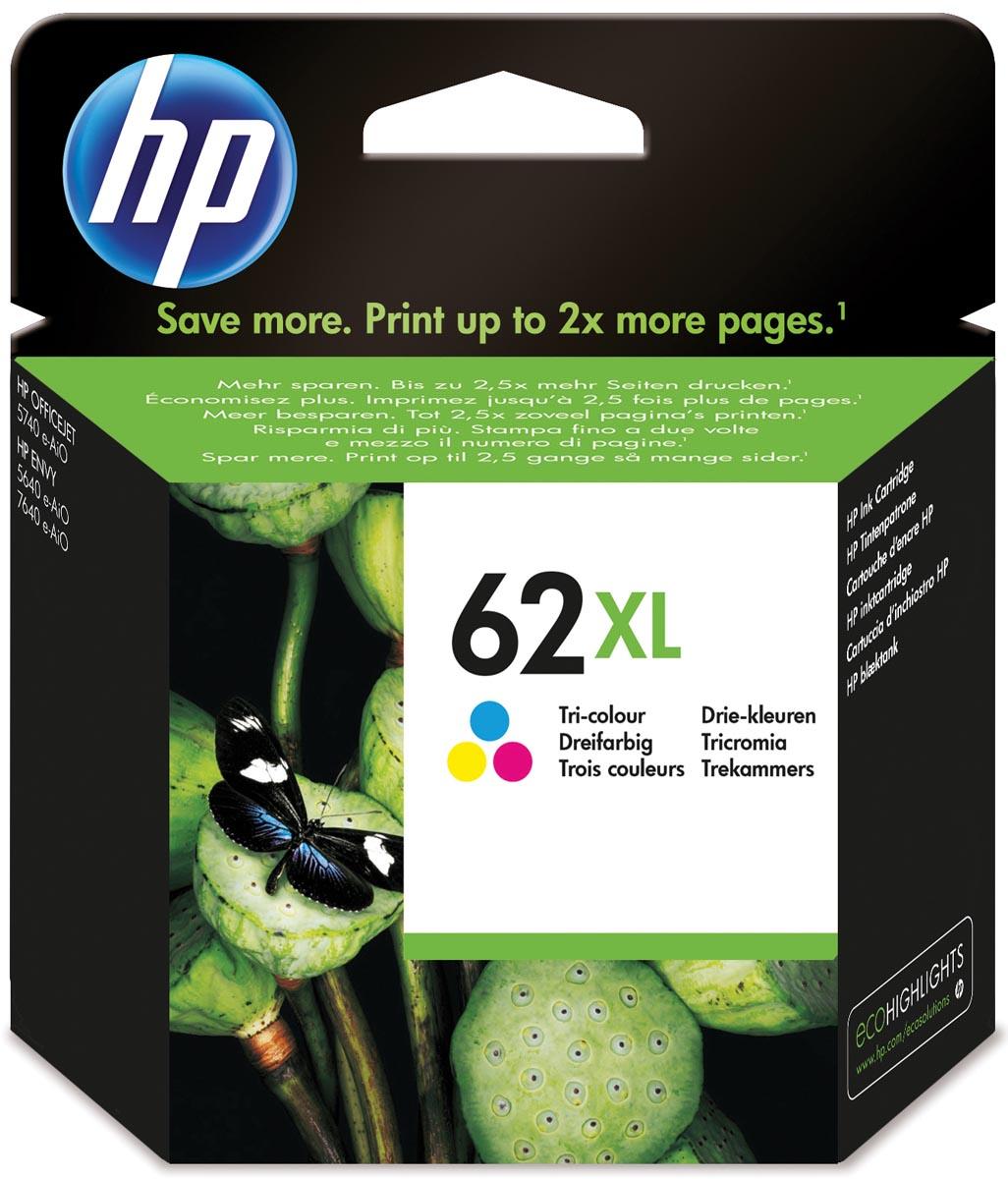 62XL Ink, Tri-color