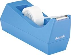 Scotch plakbandafroller C38 blauw