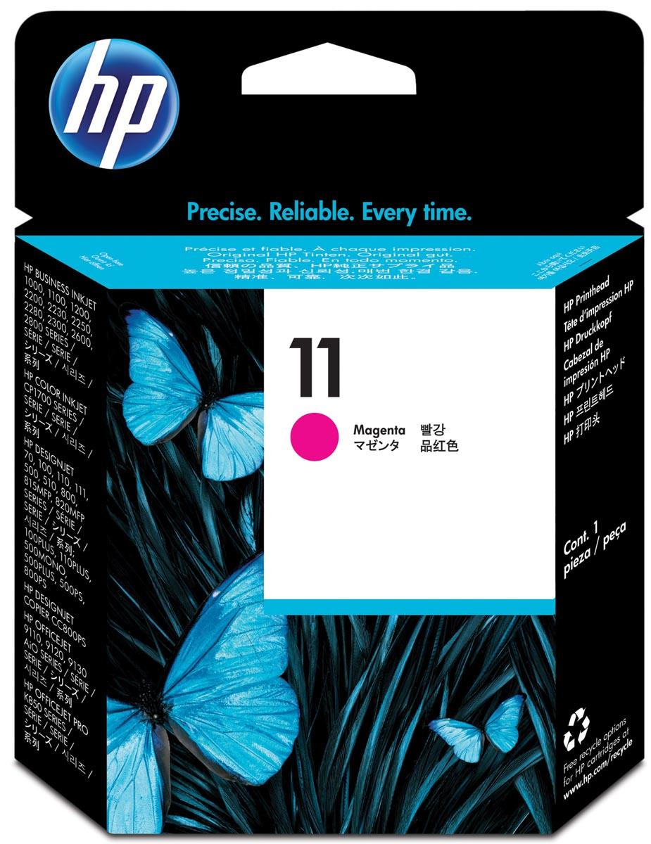 HP printkop 11, 24 000 paginas, OEM C4812A, magenta